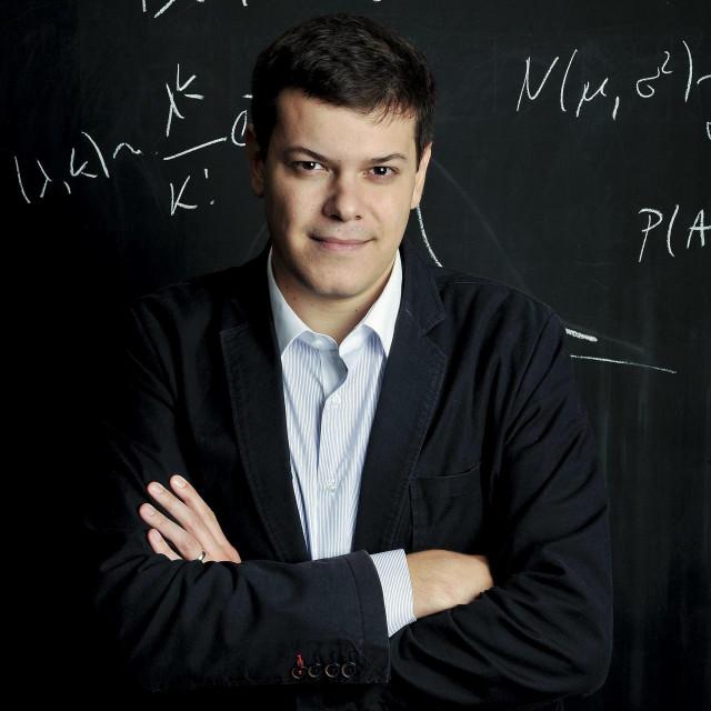 Vuk Vuković (32), jedan od pokretača udruge Glas poduzetnika