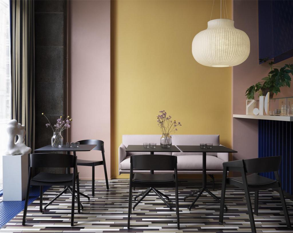 Luster 'Strand'<br /> Dizajn Benjamin Hubert