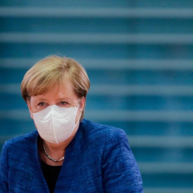 Angela Merkel priprema stroge mjere u Njemačkoj