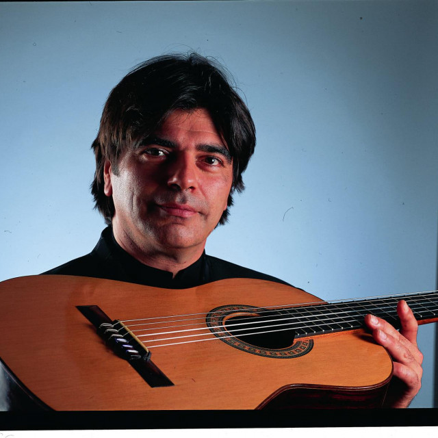 Goran Listeš, renomirani gitarist i cijenjeni profesor<br />