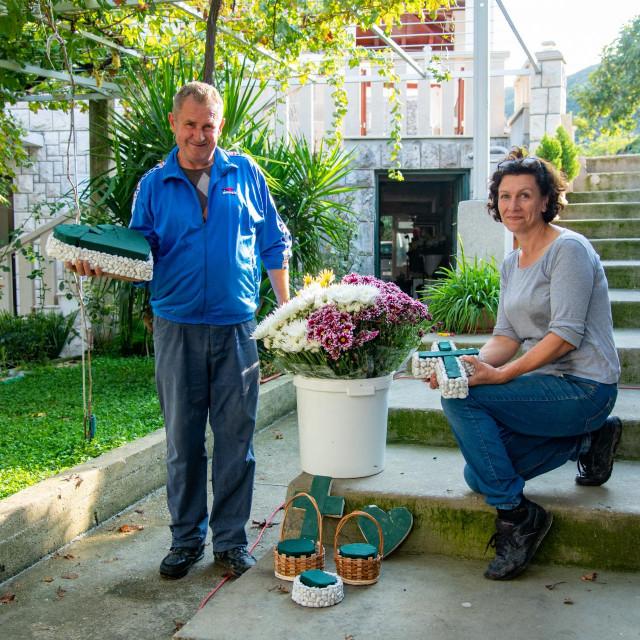 Supružnici Severin i Luce Kozina