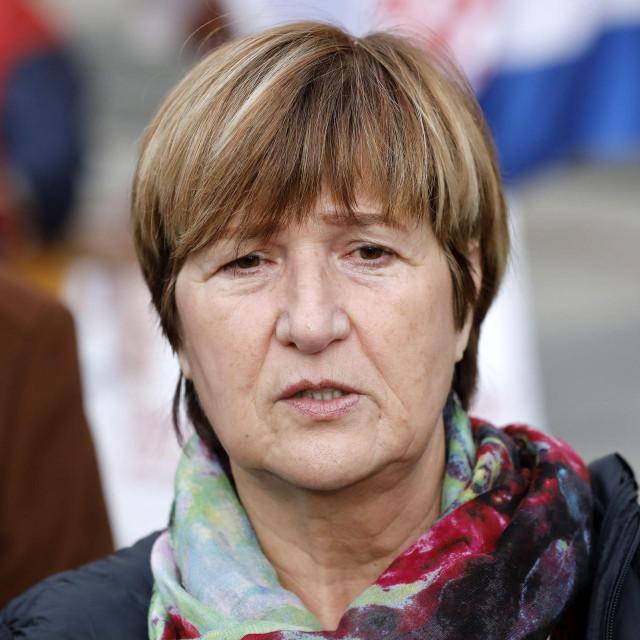 Ruža Tomašić, eurozastupnica i dopredsjednica Hrvatske konzervativne stranke