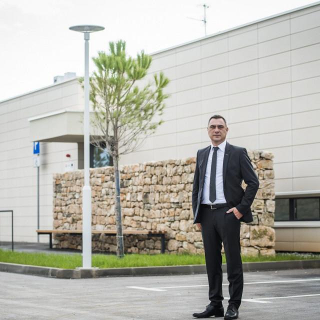 Goran Reljić načelnik općine Kistanje