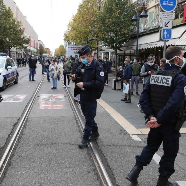 Francuska je policija ovih dana na nogama zbog serije napada islamističkih ekstremista