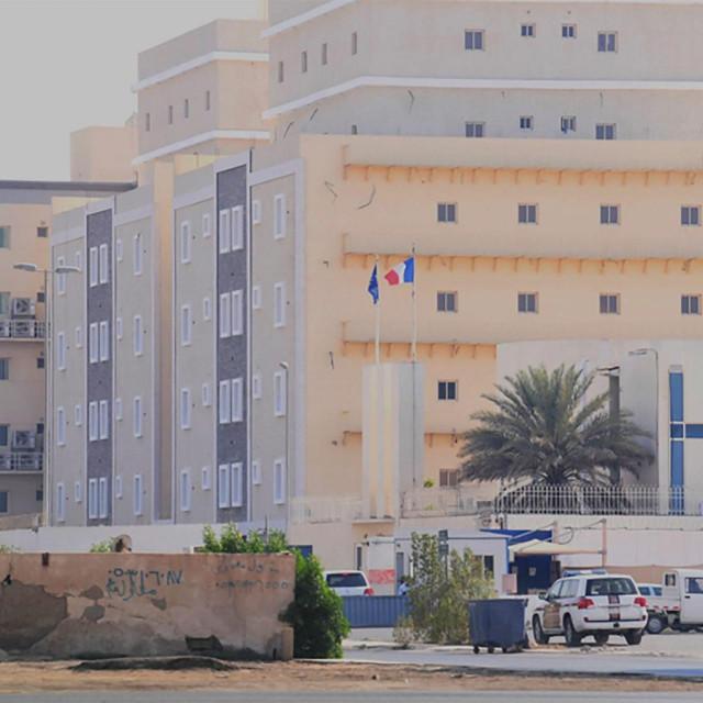Francuski konzulat u Saudijskoj Arabiji u Džedi