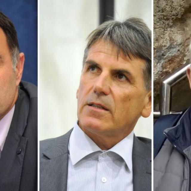 Kandidati za predsjednika Županijskog suda u Zadru