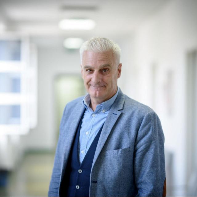 Branko Bazdan, ravnatelj Doma zdravlja Dubrovnik