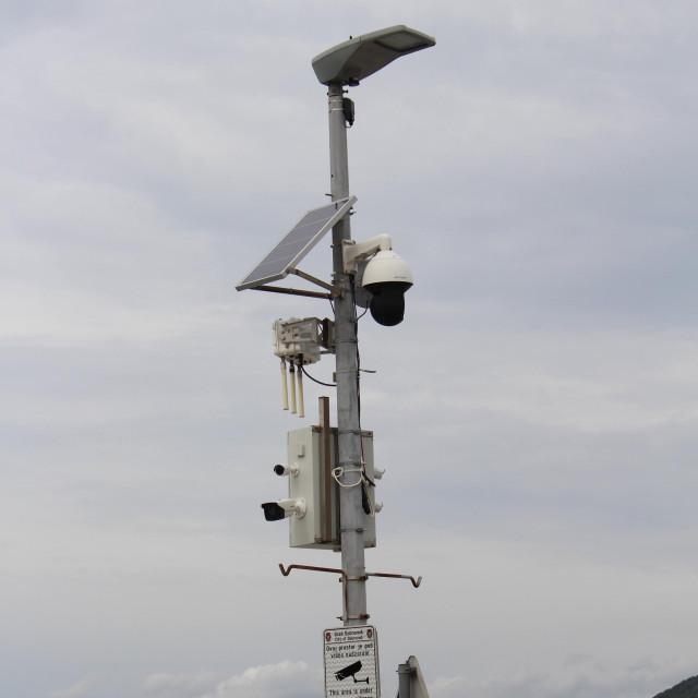Nadzorna kamera u Gružu