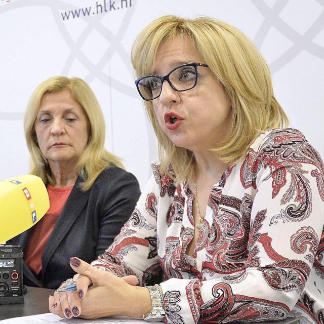 Vikica Krolo i Nataša Ban Toskić, KoHOM