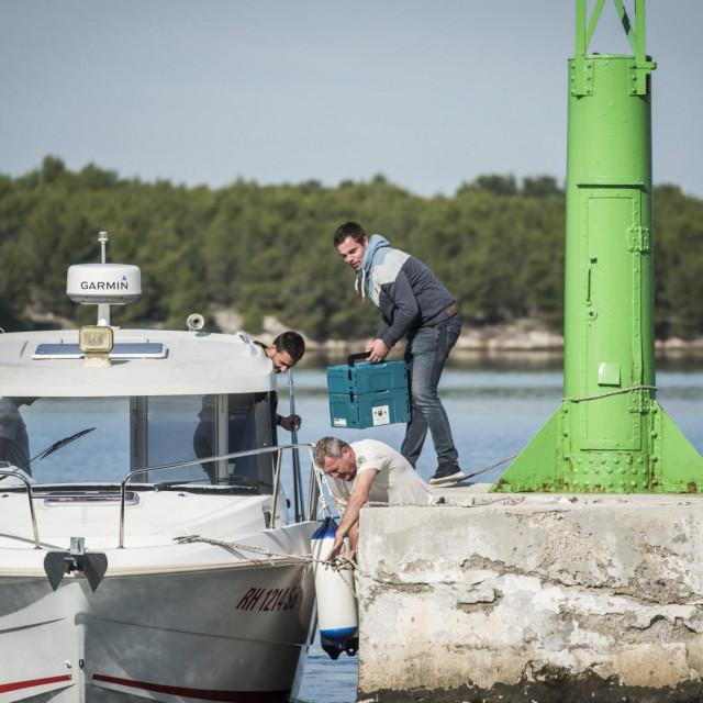Radarski sustav za mjerenje udaljenosti, topline mora, visine vala i brzine površinskih strujanja osmišljen je i proizveden u Hrvatskoj