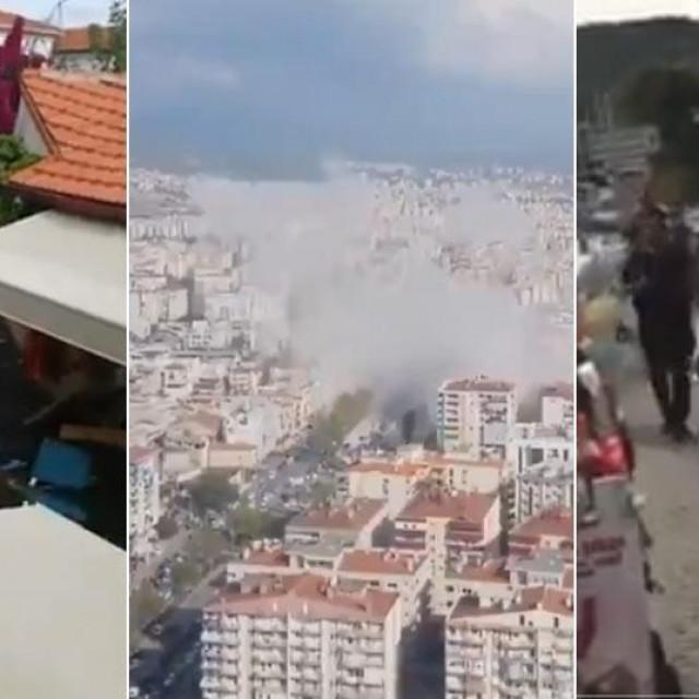 Tsunami i potres u Turskoj i Grčkoj