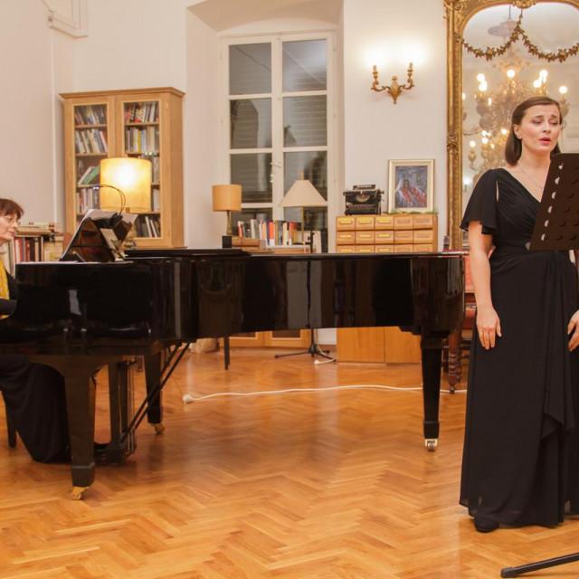 """koncertni recital """"Alla stagion dei fiori"""""""