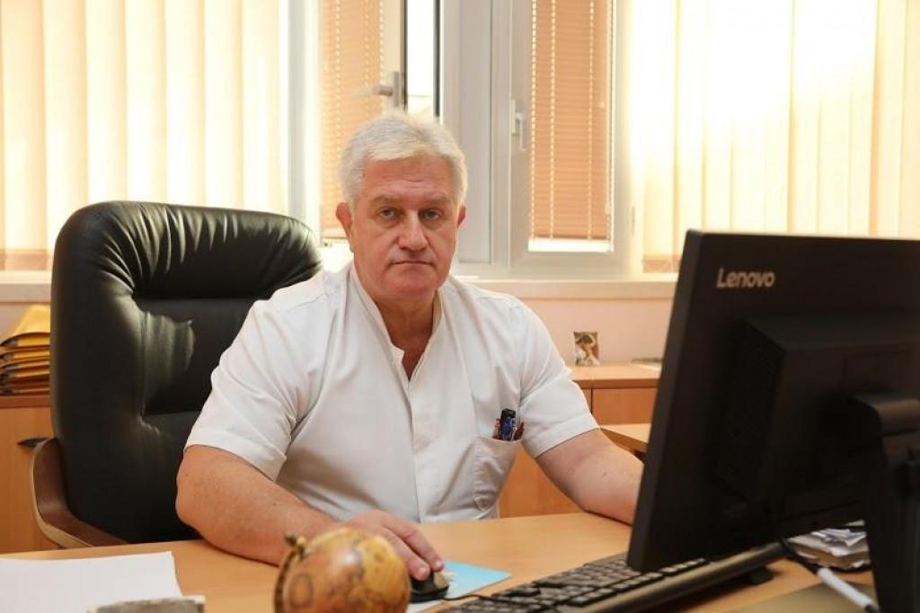 Prof.dr. Marko Margaritoni, voditelj Odjela plastične kirurgije i kirurgije dojke u OBD<br /> <br /> <br />