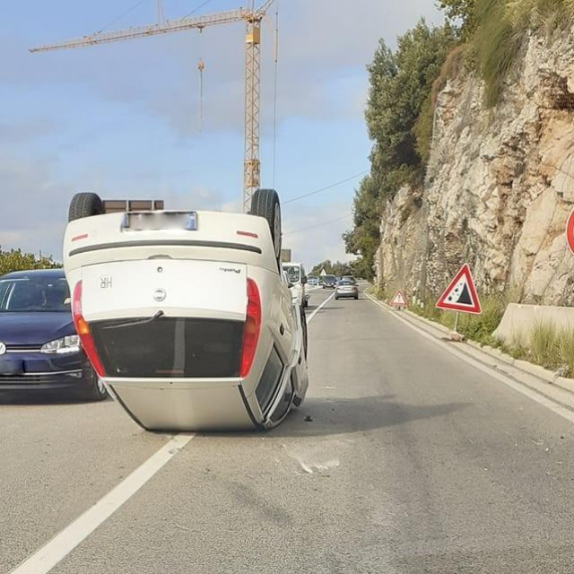 Prometna nesreća kod Vrbice