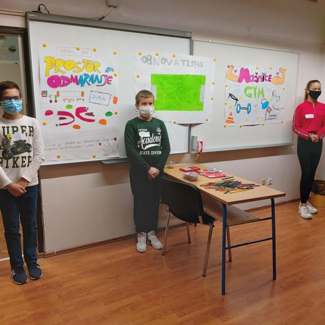 Šest dubrovačkih osnovnih škola obuhvatio je projekt participativnog budžetiranja