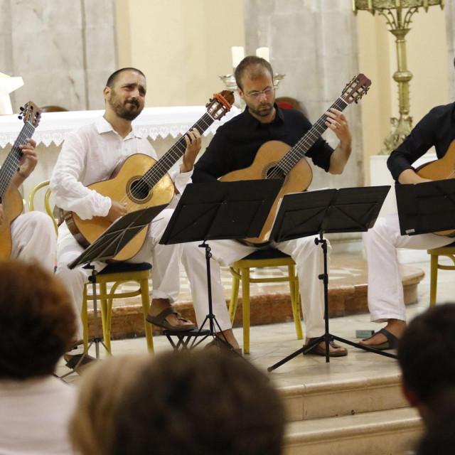 Kvartet čine Josip Dragnić, Kajo Milišić, Goran Cetinić Koća i Martin Andrijašević