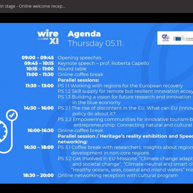 Konferencija WIRE 2020