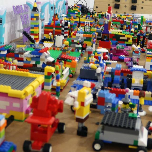 zajednica tehničke kulture, LEGO radionice
