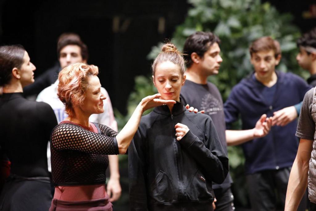 Plesači su na probama tražili rješenje zagonetki s kojima se susreću<br />