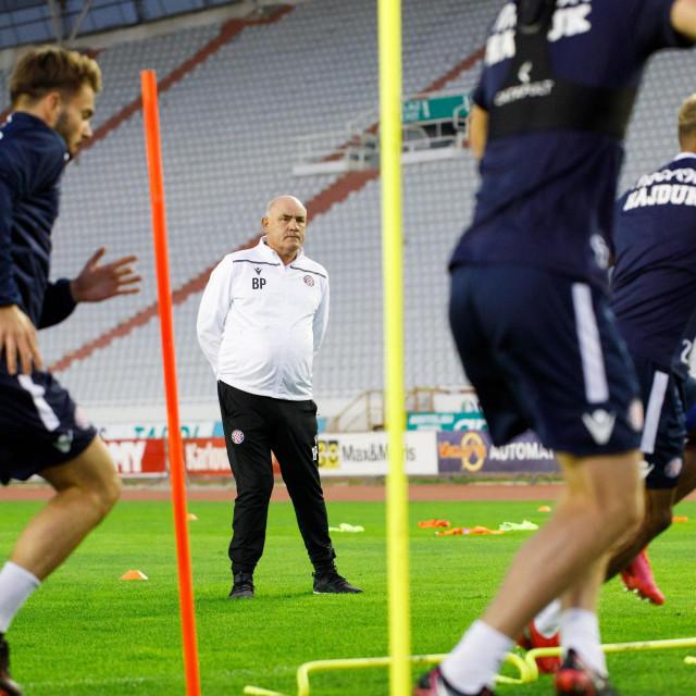 Boro Primorac vodio je pri trening