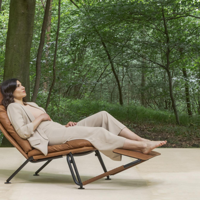 Kontrapunkt, fotelja, ležaljka, Dizajn Neisako<br />