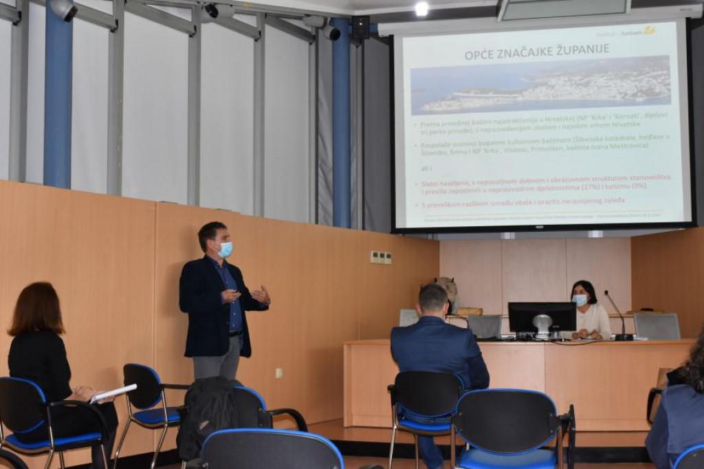 Predstavljena studija održivog razvoja turizma u Šibensko-kninskoj županiji