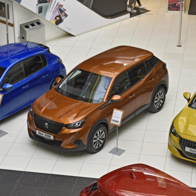 Peugeotove uzdanice: manja 208-ica i nabildani crossover 2008