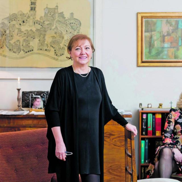 Iva Grgić Maroević i Mirjana Dugandžija