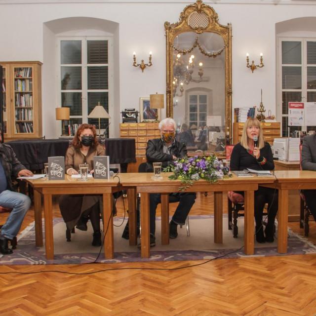 Boris Matić, Katja Bakija, Josip Škerlj, Džemila Bukovica i Marin Ivanović