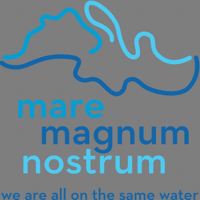 Logo Mare magnum nostrum