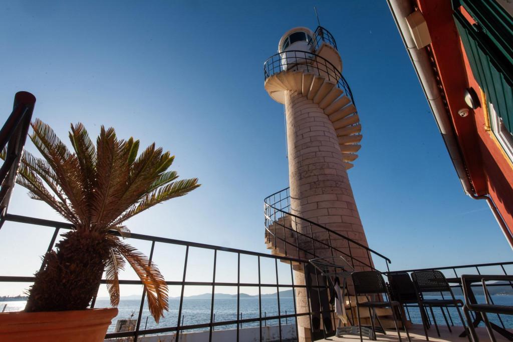 Svjetionik na Puntamici