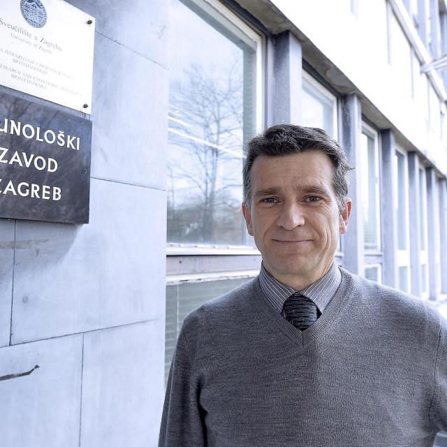 Zoran Kalinić: Naša proizvodnja antitijela za SARS CoV-2 moguća je već za 5 mjeseci