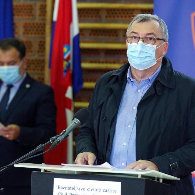 Krunoslav Capak: Prve distribucije cjepiva mogle bi krenuti već u prosincu