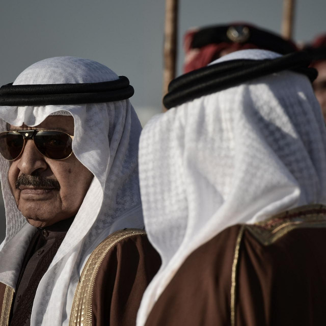 Premijer Khalifa bin Salman al-Khalifa