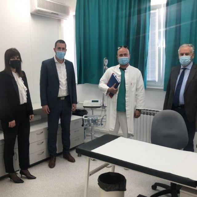 Nova medicinska oprema u Veloj Luci