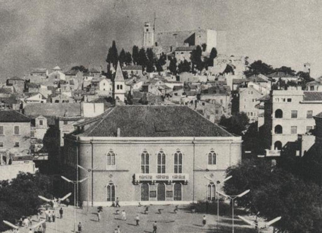 Šibensko kazalište