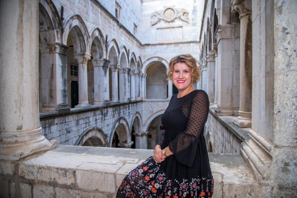 Ravnateljica Državnog arhiva u Dubrovniku Nikolina Pozniak