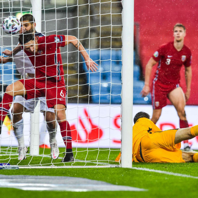 Gol Sergeja Milinkovića-Savića za 2:1 kojim je Srbija izbacila Norvešku u produžetku