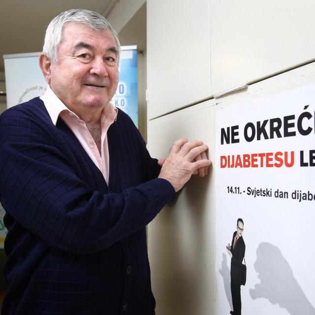 Branko Lulić: 'Inzulin je dobar sluga, ali loš gospodar'