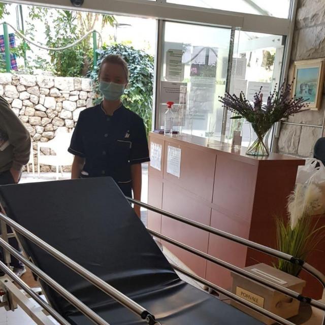 Libertas Foundation darovala Dom za starije Dubrovnik