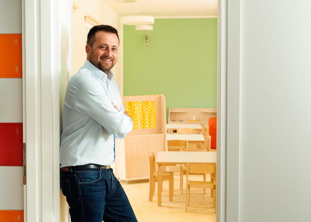 Gradonačelnik Trogira Ante Bilić<br /> GRAD TROGIR