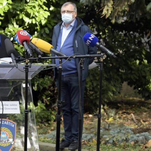 Nacionalni stožer objavio nove podatke o Covidu-19 u Hrvatskoj