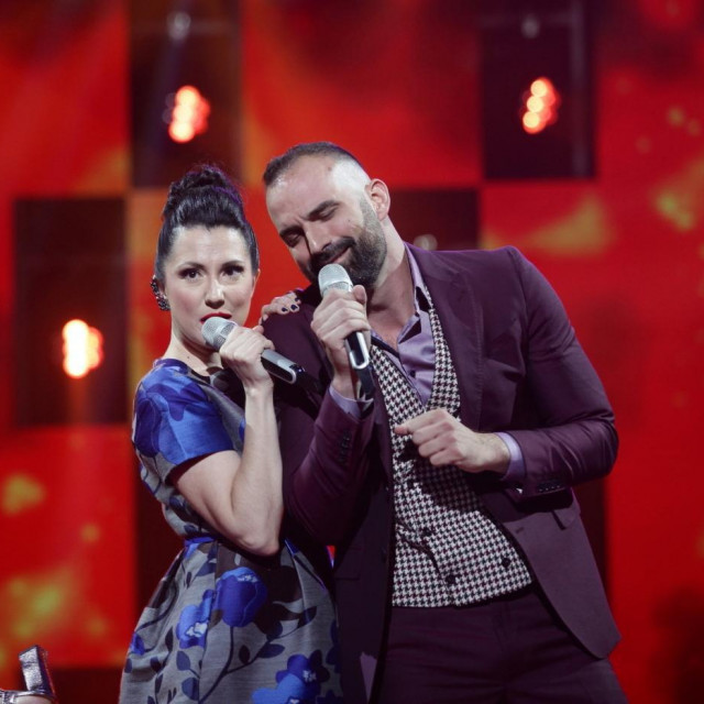 Ivan Šarić i Lara Antić Prskalo