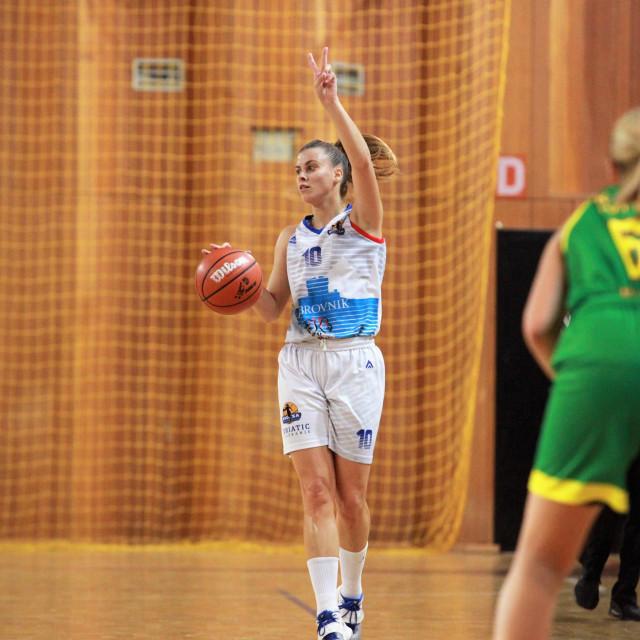 Iva Todorić (Ragusa) foto: Tonči Vlašić