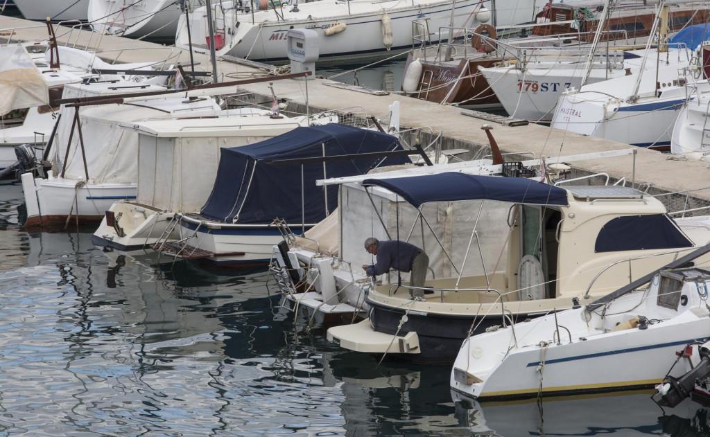 U marinama se obavljaju posljednje pripreme...