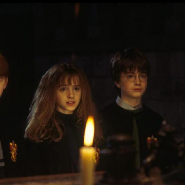 Ron, Hermione i Harry