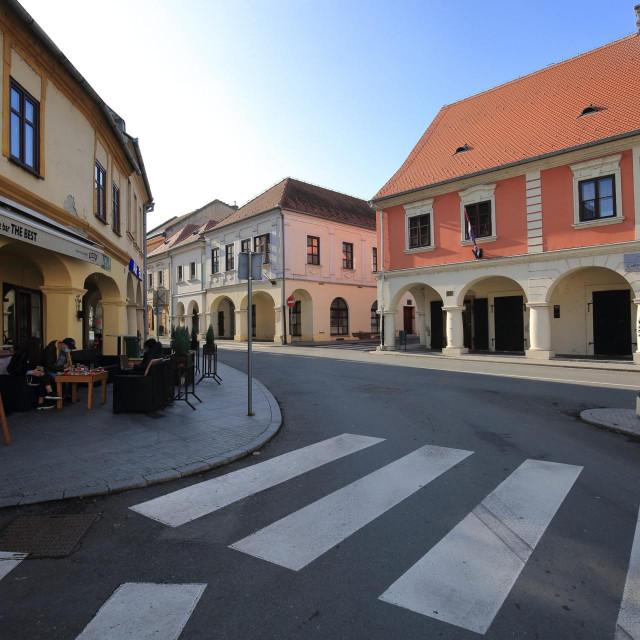 Centar grada Vukovara<br />