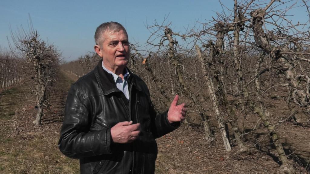 """Poznati voćar Frane Ivković voćnjake prihranjuje<a href=""""http://www.napravivrt.hr/hr/vrtlarenje/kvalitetni-produkti-za-njegu-vrta/gnojiva-i-sredstva-za-poboljsanje-tla/Plantella-Organik?catId=444"""">Plantella Organikom</a>"""