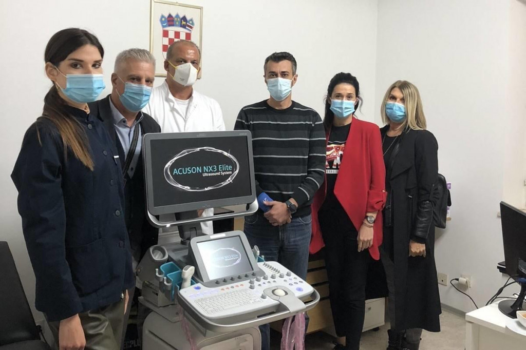 Ambulatni na Lopudu isporučen ultrazvučni uređaj