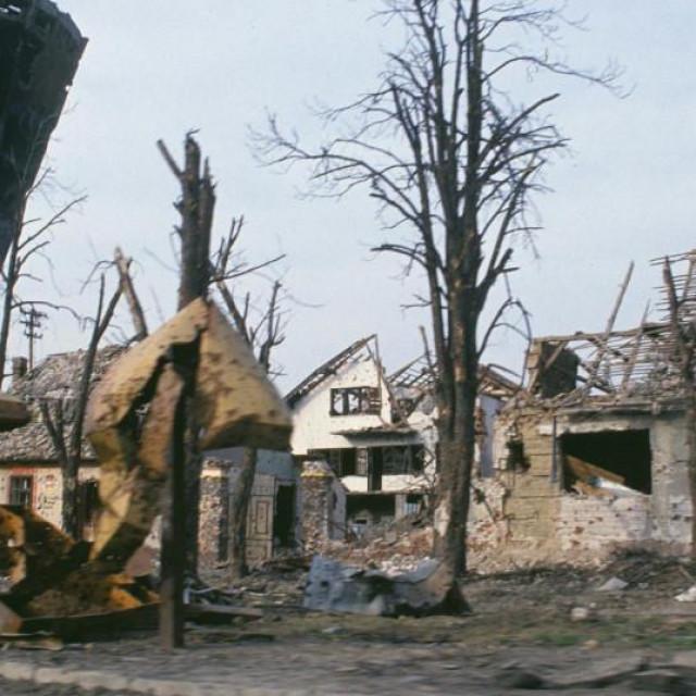 Vukovar nakon rata